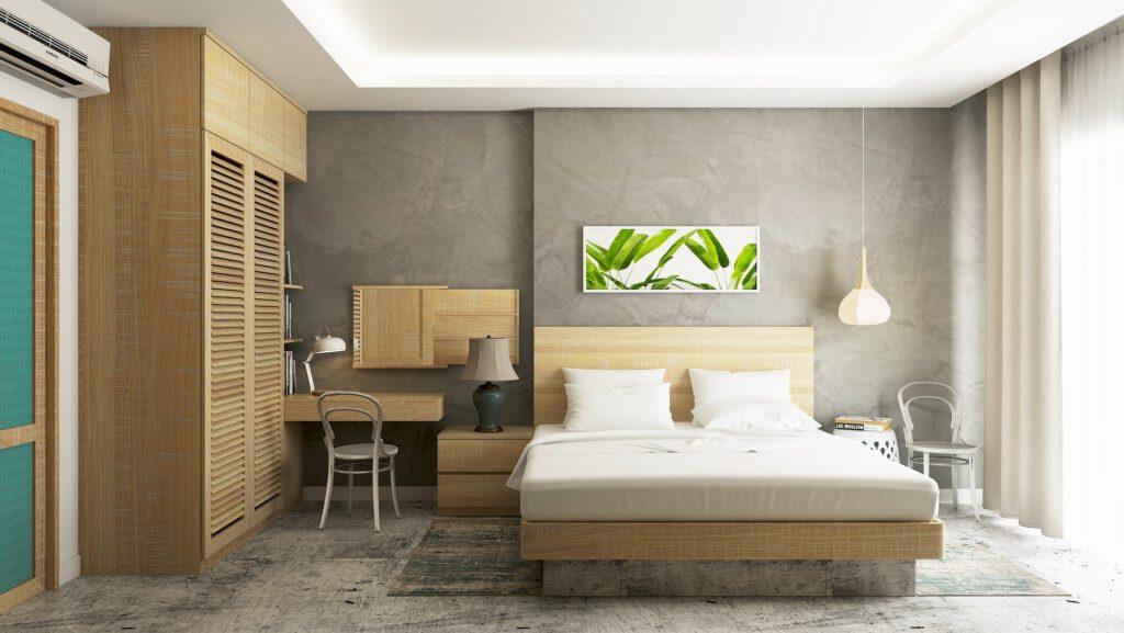 schlafzimmer-aufgeräumt